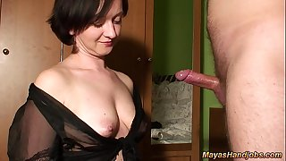 biotch cumshots for Maya
