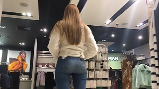 Store Worker Booty 7