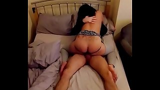 Wife pounds husbands best friend in their bed and films it all