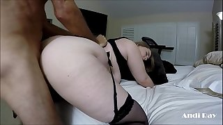 MY Very first TIME WITH AN OLDER Stud FT. ANDI RAY & MIKE HUNT