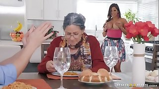 Visiting Hour Plower - Diamond Kitty - FULL SCENE on http://bit.ly/BraSex