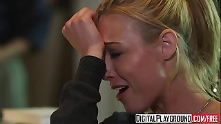 (Naughty Escort, Kayden Kross) knows how to work a cock - Digital Playground